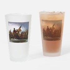washcrossing1a Drinking Glass
