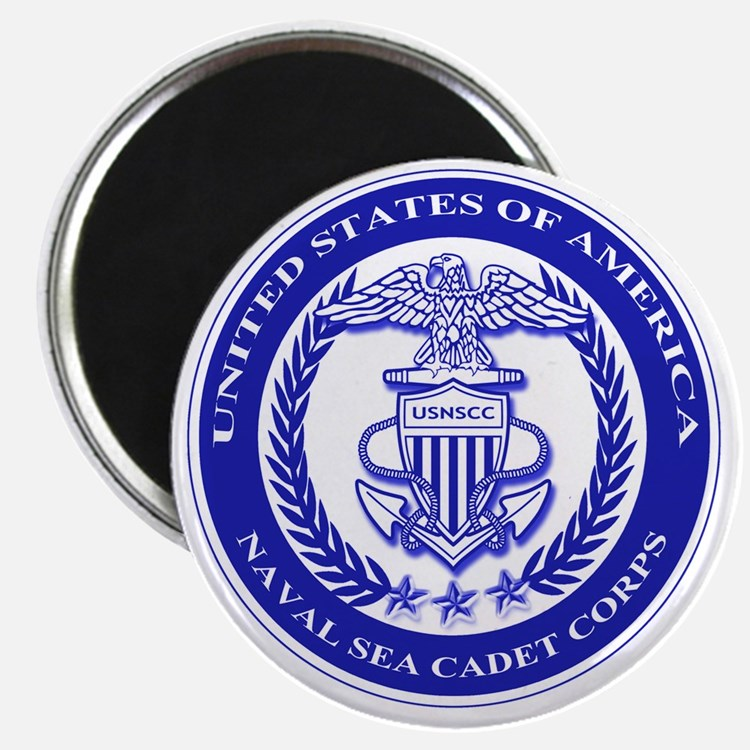 NAVAL SEA CADET CORPS SEAL Magnet