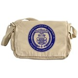 Naval sea cadet Canvas Messenger Bags