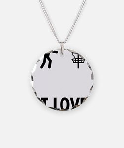 Disk-Golf-ABO1 Necklace