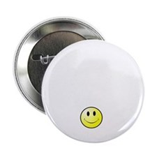 "Lousy Smiley 2.25"" Button"