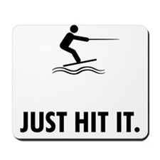 Wakeboarding-ABQ1 Mousepad