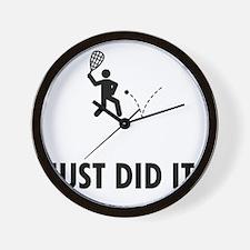 Racquetball-ABP1 Wall Clock