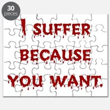 I Suffer Puzzle