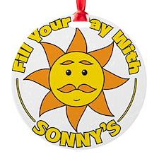 Sonnys Round Ornament