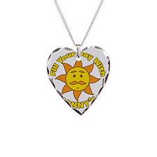 Sonnys Round Necklace