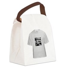Just 4 My Boo Canvas Lunch Bag