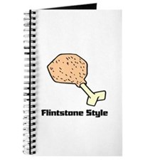 Cute Funny chicken Journal