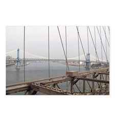 Manhattan Bridge from the Postcards (Package of 8)