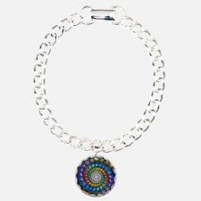 Fractal Spiral Beads Shi Bracelet