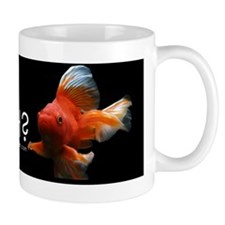 got goldfish 1 Mug