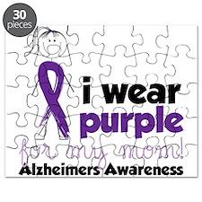 I Wear Purple Puzzle