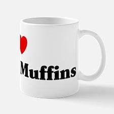 I love English Muffins Mug