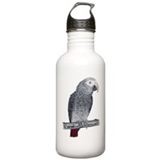 Profile of a Timneh Water Bottle