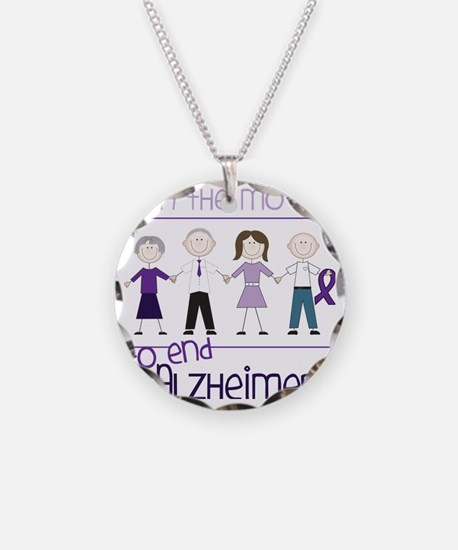 On The Move Necklace