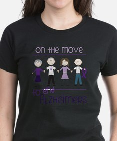 On The Move Tee
