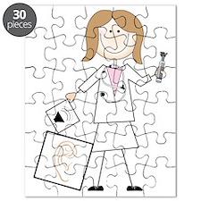 Female Audiologist Puzzle
