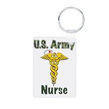 US Army Nurse Keychains