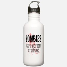 ZOMBIES kept me from s Water Bottle