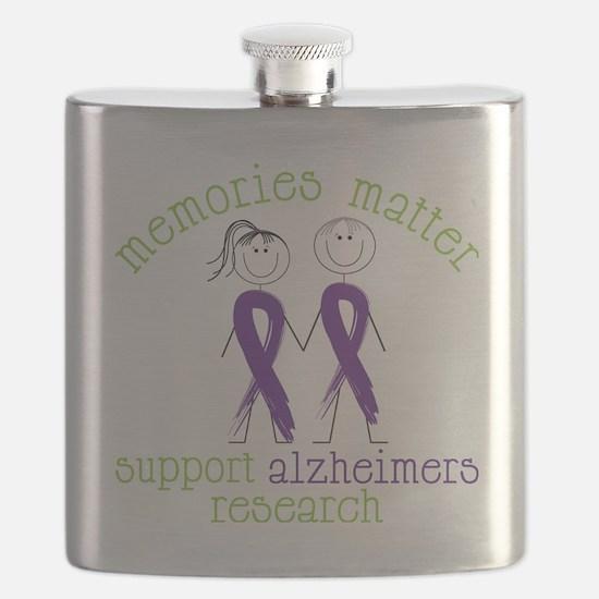 Memories Matter Flask
