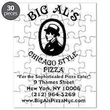 Big Als Pizza NYC Puzzle