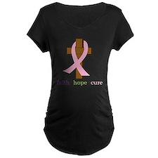 Faith Hope Cure T-Shirt