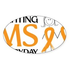 Fighting MS Everyday Decal