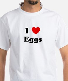 I love Eggs Shirt