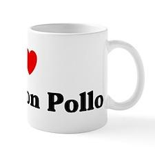 I love Arroz Con Pollo Mug