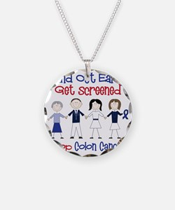 Get Screened Necklace