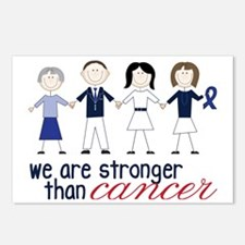 We Are Stronger Postcards (Package of 8)