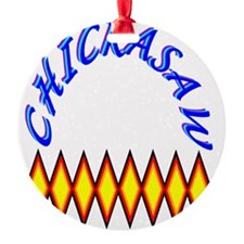CHICKASAW TRIBE Ornament