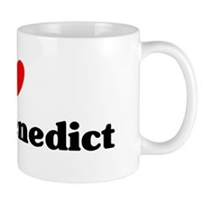 I love Eggs Benedict Coffee Mug