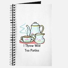 Wild Tea Parties Journal