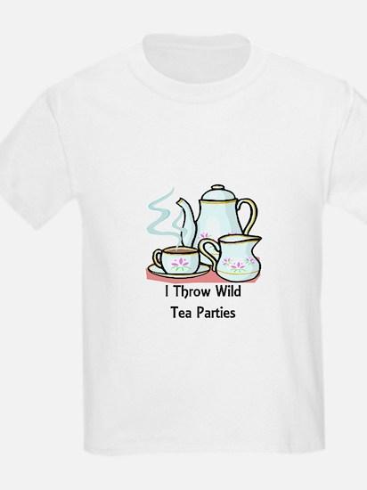 Wild Tea Parties T-Shirt