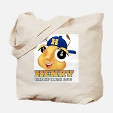 Henry the Sports Bug Tote Bag