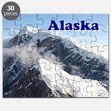 Alaska: Alaska Range, USA Puzzle