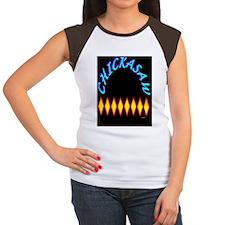 CHICKASAW TRIBE Women's Cap Sleeve T-Shirt