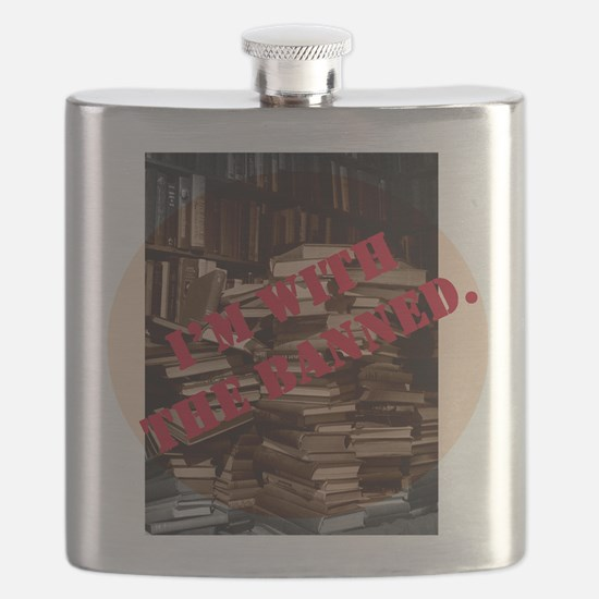 I'm with the Banned Flask