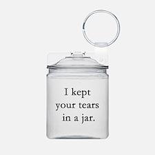 Tears in a Jar Keychains