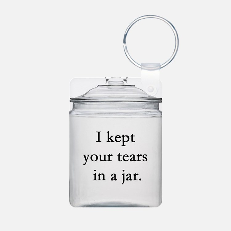 Tears in a Jar Keychains