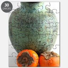 Persimmon with vase Puzzle