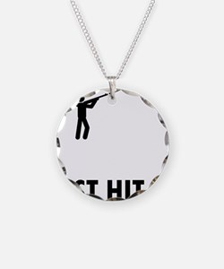Skeet-Shooting-ABQ1 Necklace Circle Charm