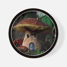 Boletus incredulis Wall Clock