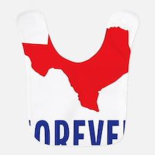 Texas Forever Bib