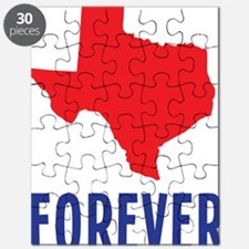 Texas Forever Puzzle