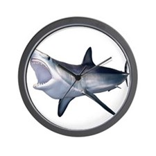 Sharks.us wall clock