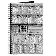 Bookshelf #7a Journal