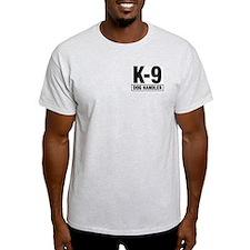 k-9 Dog Handler T-Shirt Sheriff Law Enforcement