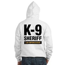 K-9 Dog Handler Jumper Hoodie Sheriff Law